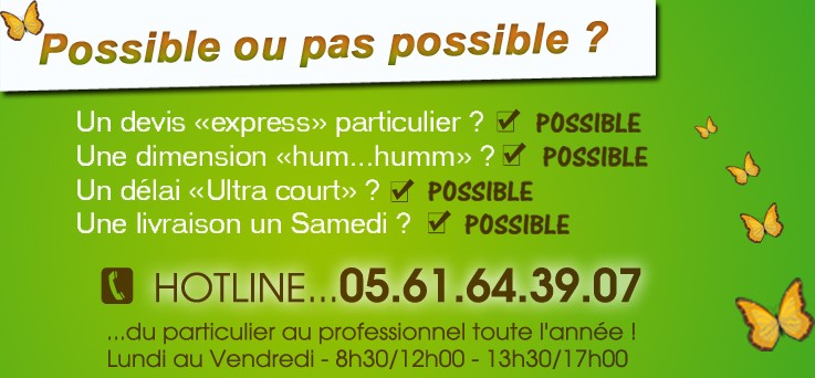 Possible ou pas possible ?
